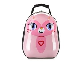 Plecak dziecięcy WITTCHEN 56-3-053 kotek