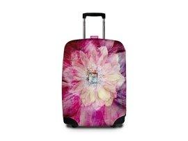Pokrowiec na walizkę SUITSUIT 9043 kwiat