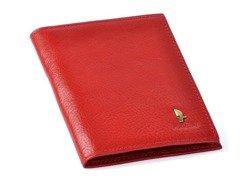 Etui na dokumenty PUCCINI P-1596 czerwone